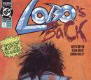 Lobo's Back Vol 1 1
