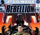 Star Wars: Rebellion Vol 1 1