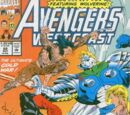 Avengers West Coast Vol 2 88