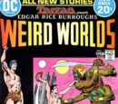 Weird Worlds Vol 1 1