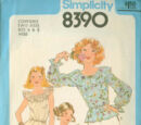 Simplicity 8390
