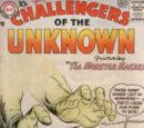 Challengers of the Unknown Vol 1 2