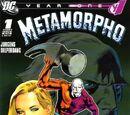 Metamorpho: Year One Vol 1 1