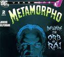 Metamorpho: Year One Vol 1 2