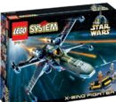 7142 X-Wing Fighter
