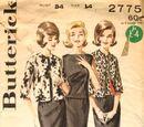 Butterick 2775