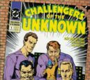 Challengers of the Unknown Vol 2