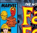 Fantastic Four Vol 1 316