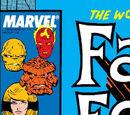 Fantastic Four Vol 1 322