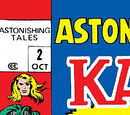 Astonishing Tales Vol 1 2