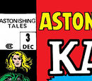 Astonishing Tales Vol 1 3