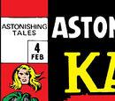 Astonishing Tales Vol 1 4