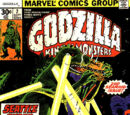 Godzilla Vol 1 2/Images