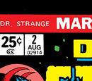 Doctor Strange Vol 2 2/Images