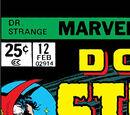 Doctor Strange Vol 2 12/Images
