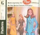 McCall's POST Pattern G