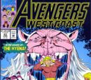 Avengers West Coast Vol 2 83