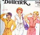 Butterick 5889