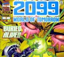 2099: World of Tomorrow Vol 1 2