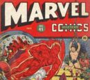 Marvel Mystery Comics Vol 1 45