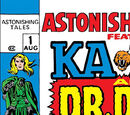 Astonishing Tales Vol 1 1