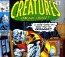 Creatures on the Loose Vol 1 13