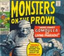 Monsters on the Prowl Vol 1 12