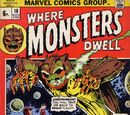 Where Monsters Dwell Vol 1 18