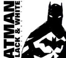 Batman: Black & White, Vol. 2 (Collected)