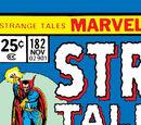 Strange Tales Vol 1 182