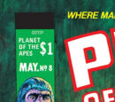 Planet of the Apes Vol 1 8
