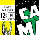 Captain Marvel Vol 1 14