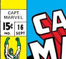 Captain Marvel Vol 1 16