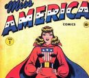 Miss America Comics Vol 1 1