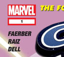 Captain Universe: Invisible Woman Vol 1 1