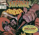 Doctor Strange vs Dracula Vol 1