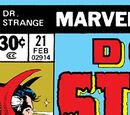 Doctor Strange Vol 2 21/Images
