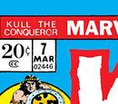 Kull the Conqueror Vol 1 7