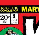 Kull the Conqueror Vol 1 9
