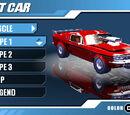 Burnout Legends Muscle cars