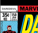 Daredevil Vol 1 150