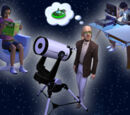 Families from The Sims 3
