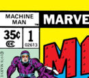 Machine Man Vol 1 1/Images