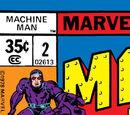 Machine Man Vol 1 2/Images