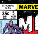 Machine Man Vol 1 5/Images
