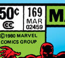 Daredevil Vol 1 169