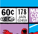 Daredevil Vol 1 178