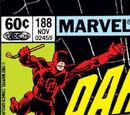 Daredevil Vol 1 188