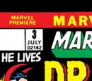 Marvel Premiere Vol 1 3