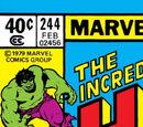 Incredible Hulk Vol 1 244